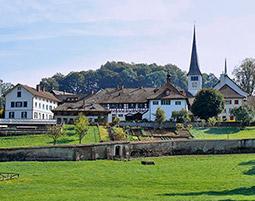 Anti-Stress Wochenende im Kloster Magdenau