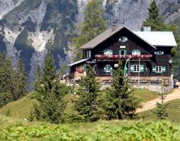 Berghuetten-Kurzurlaub in der Steiermark fuer 2