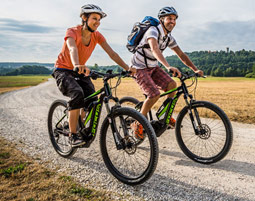 E-Bike Genusstour in den Kitzbueheler Alpen