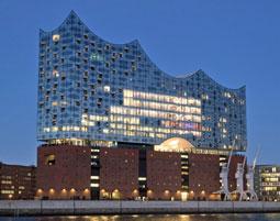 Hamburg Kurztrip mit Elbphilharmonie-Fuehrung fuer 2