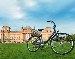 Sightseeing-Radtour durch Berlin
