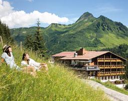 Wahlgutschein Urlaub in den Bergen fuer 2