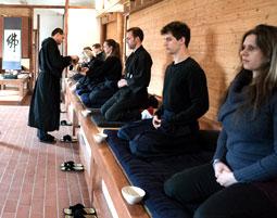 ZEN Meditations-Kurs mit Uebernachtung Raum Halle