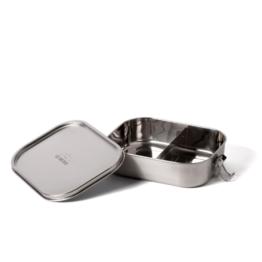 Bento Flex+  Edelstahl Lunchbox, auslaufsicher, mit flexibler Trennwand