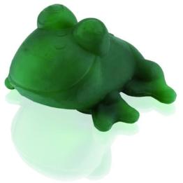 Hevea Fred, der grüne Frosch  Öko Badespielzeug Fred, the green frog