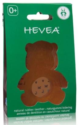 Hevea PANDA  Beissring aus Naturkautschuk