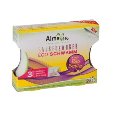 Sauber Zauber Eco Schwamm 2er Pack