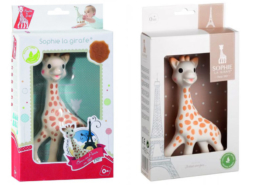 Sophie die Giraffe im Geschenkkarton (2 Versionen)