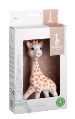 Sophie La Girafe im Geschenkkarton weiß