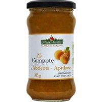 Bio Aprikosen Kompott ohne Gluten und Laktose genießen