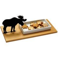 Keksschale Elch, die Gebäckschale von Side by Side Design