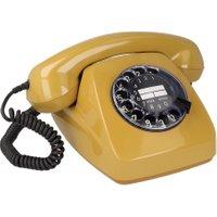 Nostalgisches Wählscheiben-Telefon W611 Piezo strahlungsreduziert