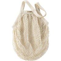 Trendige Häkel Netztasche aus Bio Baumwolle - verschiedene Farben