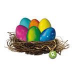 6 Eier (Ostern)
