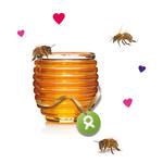 Honigbienen (Liebe)