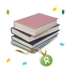 Schulbücher (Glückwunsch)
