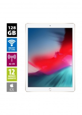 Apple iPad Pro 9.7 Wi-Fi + Cellular (128GB) - Gold