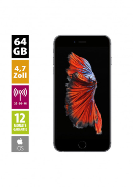 Apple iPhone 6s (64GB) - Space Gray