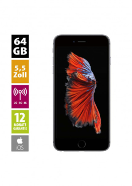 Apple iPhone 6s Plus (64GB) - Space Gray