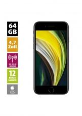 Apple iPhone SE (2020) - (64GB) - Black
