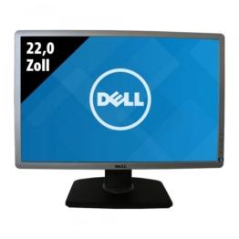 Dell P2213t - 22,0 Zoll - WSXGA+ (1680x1050) - 5ms - schwarz/silber