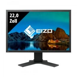 Eizo FlexScan S2202W - 22,0 Zoll - WSXGA+ (1680x1050) - 5ms - schwarz
