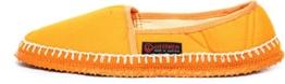 GIESSWEIN Hausschuh Paldau - leichte Baumwoll Slipper, Sommer Pantoffeln für Damen, Espadrilles aus Baumwolle, geschlossene Ballerinas Hausschuhe - 1