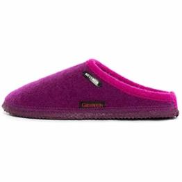 Giesswein Unisex-Erwachsene Dannheim Pantoffeln Hausschuhe, Violett (Veilchen 692), 39 EU - 1