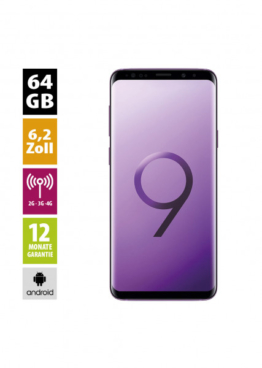 Samsung Galaxy S9+ (64GB) - Lilac Purple