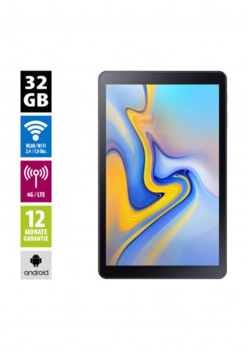 Samsung Galaxy Tab A (2018) Wi-Fi + LTE (32GB) - Black