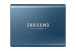 Samsung Portable SSD T5 - SSD - extern - 2,5 Zoll - USB - 500GB