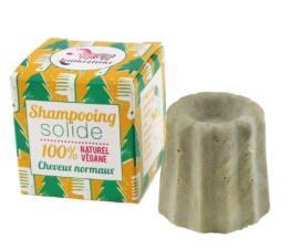 Lamazuna festes Shampoo Waldkiefer für normale Haare