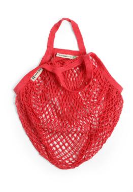 Turtle Bag Organic Fair Trade Einkaufstasche mit kurzem Träger - Diverse Farben